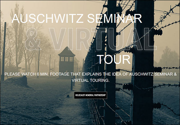 A premium visit at the Auschwitz-Birkenau Memorial